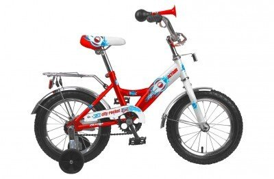 Велосипед FORWARD ALTAIR CITY 14 boy 2015