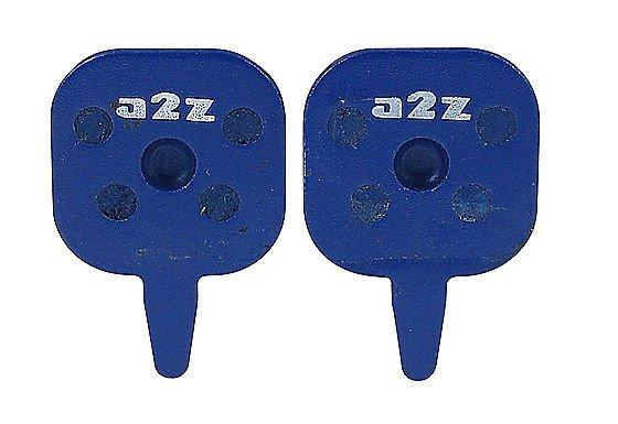 Тормозные колодки A2Z  Tektro IO  blue