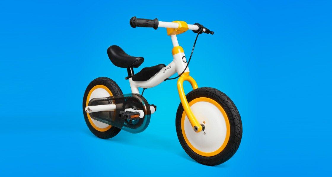 Недорогой детский велосипед от Xiaomi