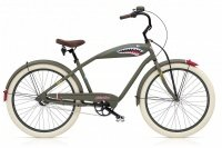 Electra Cruiser Tiger Shark 3i Men's