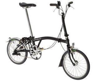 Велосипед Brompton M3L