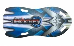 Санки-ледянки Polar-Racer 5 mm Rocket 120 см 48
