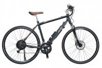 "Электровелосипед E BIKE 28"" He-Al EBK R53 D 27 F Cros-E3 Advanced S004 sport"