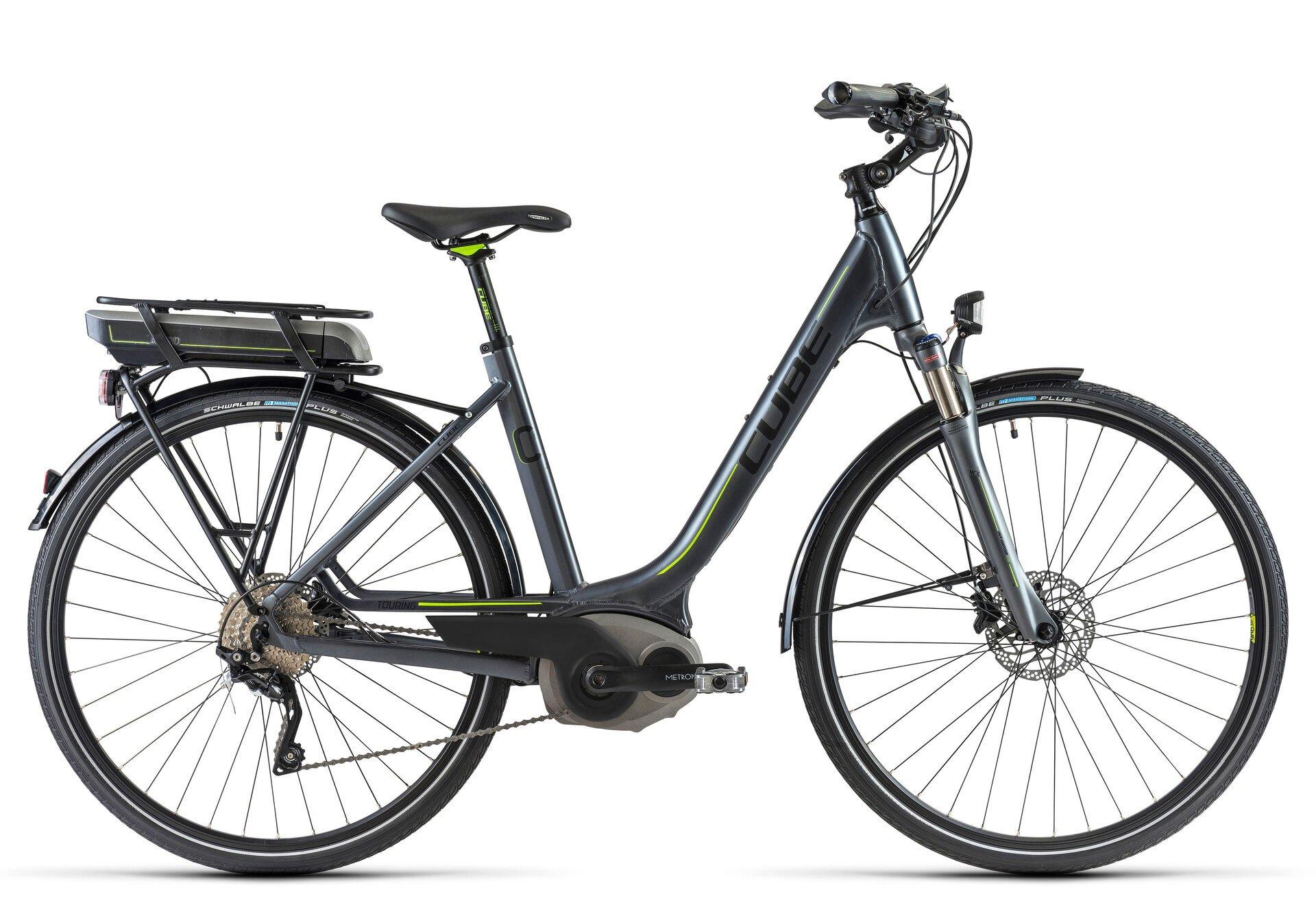 Электровелосипед Cube TOURING GTC HYBRID ST 2014