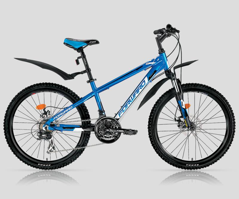 "Велосипед Forward Twister 2.0 Disk 24"" 2014"