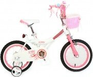 "Royal Baby Princess Jenny Girl Steel 14"""