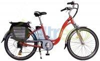 Электровелосипед ELTRECO Green Lux