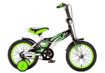 "Велосипед Black Aqua Sharp 12"" 2015"