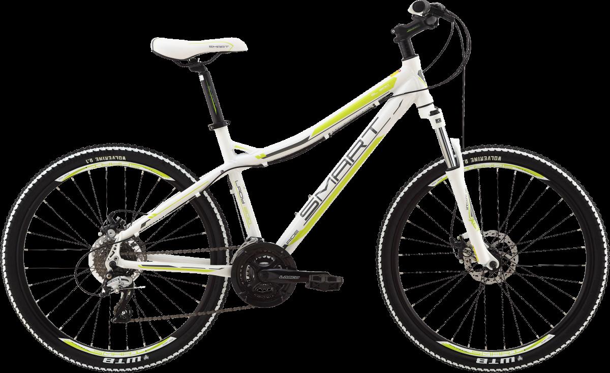 Велосипед SMART BIKES Lady 200 2014