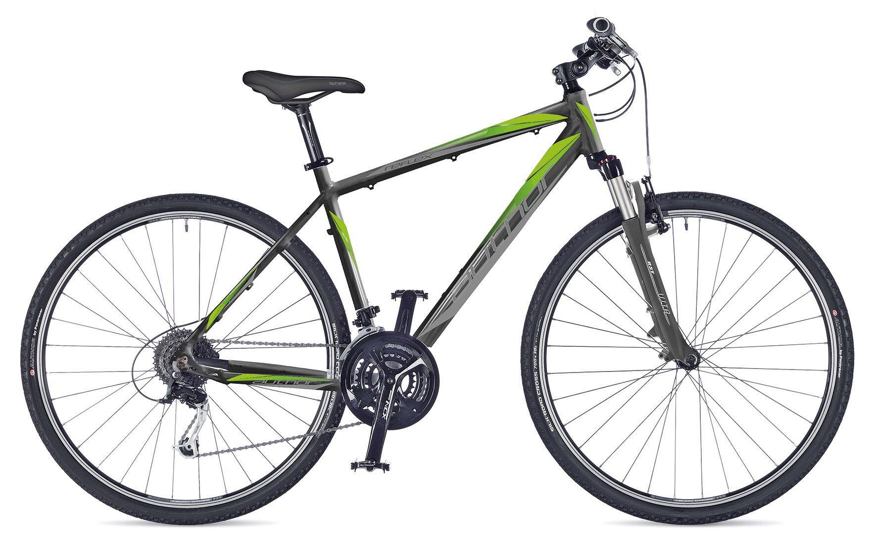 Велосипед Author Reflex 2016