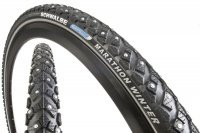 Покрышка SCHWALBE 28*1.35 (35-622) Marathon Winter Active 120 Spikes Reflex HS396 11100601