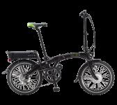 Электровелосипед DAHON Ikon D8 (E-bike) Shadow 2017