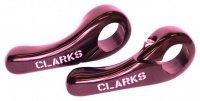 Рога алюминиевые CLARKS CB-02