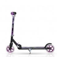 Самокат Arrowx 145 фиолетовый
