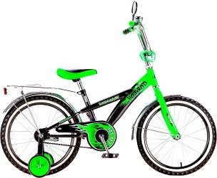 "Велосипед Black Aqua Hot-Rod 18"" 2015"