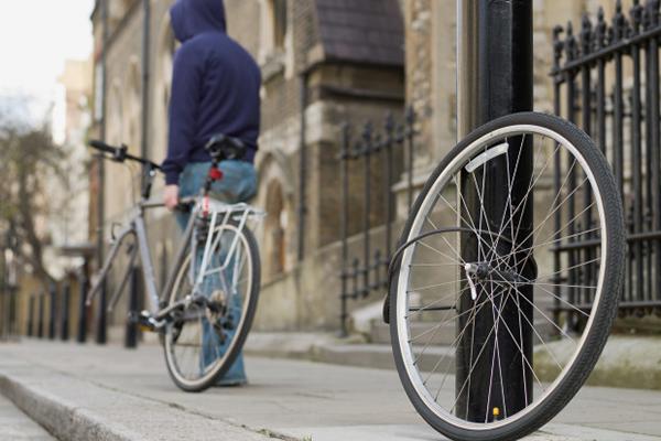 Что делать, чтобы велосипед не украли и что делать, если украли