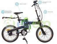 Электровелосипед ELTRECO EZ Pro Dbo
