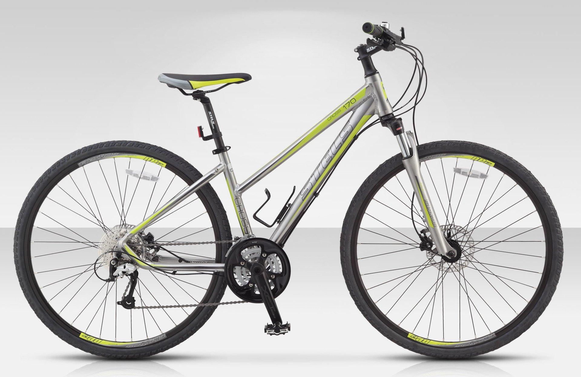 Велосипед Stels 700 Cross 170 Lady 2014