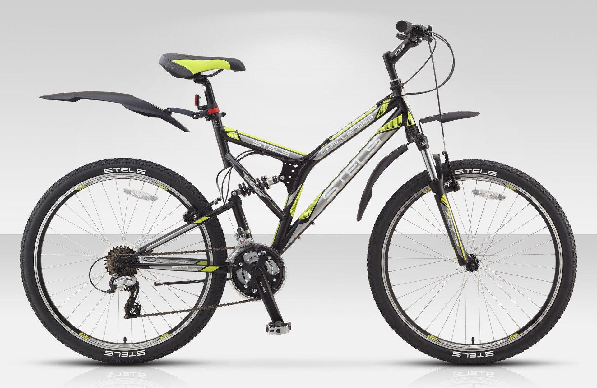 Велосипед Stels Challenger 2014