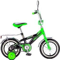 "Велосипед Black Aqua Hot-Rod 14"" 2015"