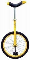"""Уницикл 20"""" (одноколесный велосипед) жёлтый"""