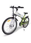 Электровелосипед ELBIKE Hummer C-41 36V 350W Li 8 AH