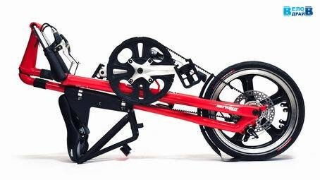 Велосипед Strida LT (2010)