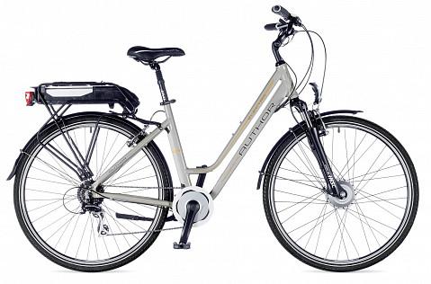 Электровелосипед Author Electra 2015