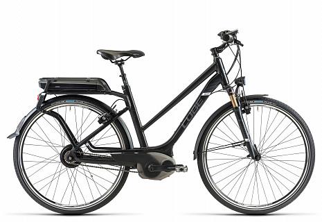 Электровелосипед Cube DELHI ULS PRO HYBRID LADY 2014