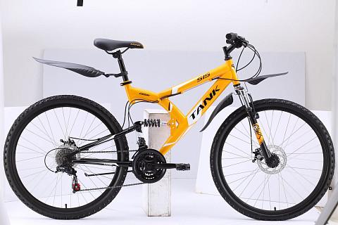 Велосипед Tank S15 DISK 2015