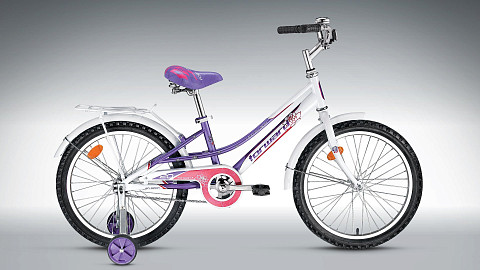 Велосипед Forward Little Lady Azure 2015