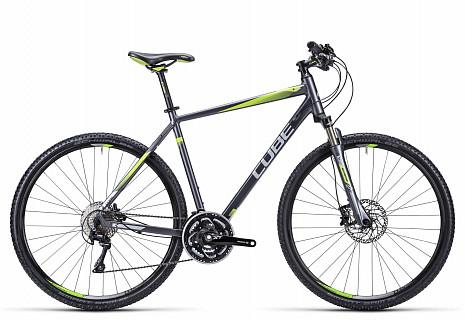 Велосипед Cube Cross Pro 2015