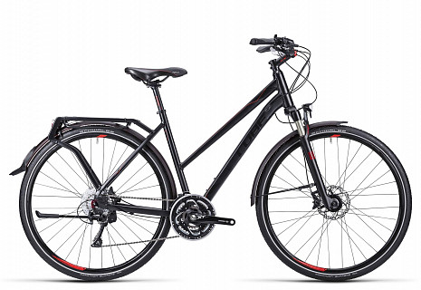 Велосипед Cube Kathmandu Lady 2015