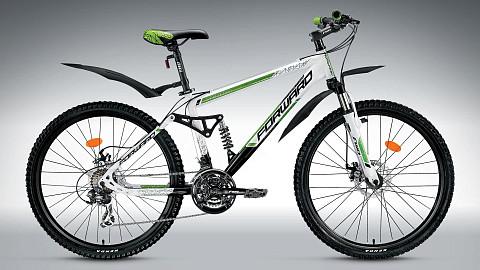 Велосипед Forward Terra 2.0 Disc 2015