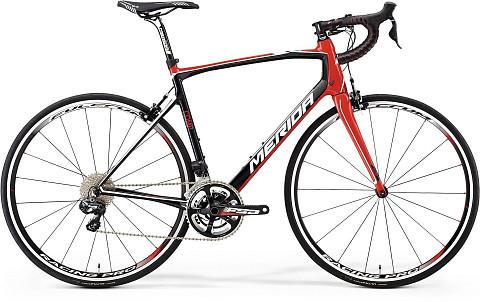 Велосипед Merida Ride CF 95-E 2014