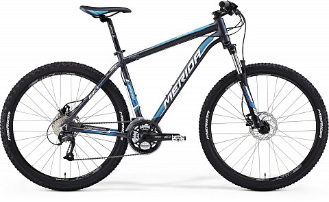 "Велосипед Merida Big.Seven 40 27.5"" 2014"