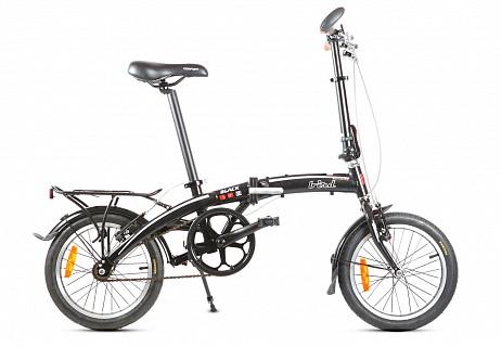 Велосипед Bird Black 16  (1 ск) 2014