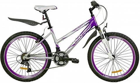 Велосипед BLACK AQUA Lady 2411 V 2015