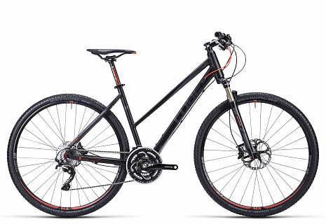 Велосипед Cube Tonopah SL Lady 2015