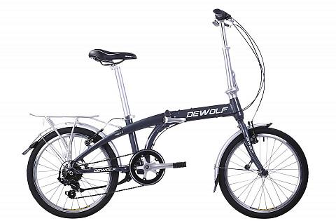 Велосипед DEWOLF MICRO 2 2016