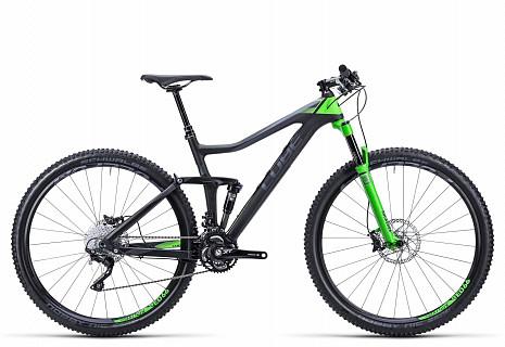 "Велосипед Cube Stereo 120 HPC Pro 29"" 2015"