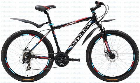 Велосипед Stark Indy Disc 2016