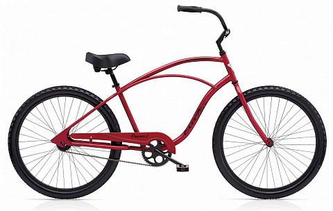 Велосипед Electra Cruiser 1 3i Men's 2016 (тюнинг)
