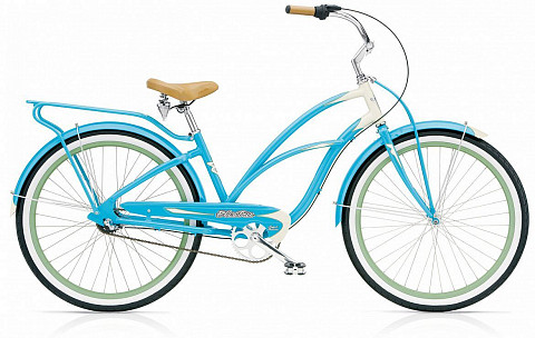 Велосипед Electra Cruiser Super Deluxe 3i Ladies' 2016