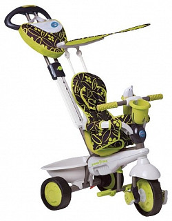 Велосипед Smart Trike Dream Touch Steering 2014