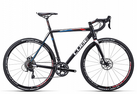 Велосипед Cube Cross Race Disc 2015