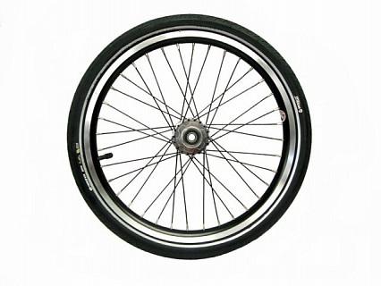 "Комплект колес STRIDA 18"" INNOVA серебро ST-WS-006"
