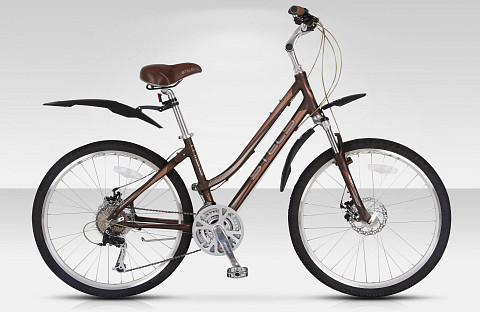 Велосипед Stels Miss 9500 Disc 2014