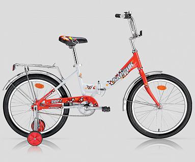 Велосипед Forward Скиф Barsik 202 2014