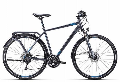 Велосипед Cube Delhi EXC 2015